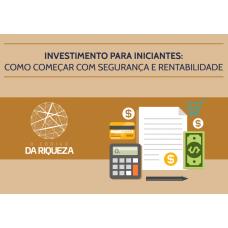 Investimento para Iniciantes (Grátis)
